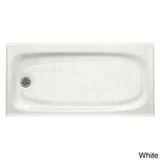 Kohler Salient 60 inches x 30 inches Single Threshold Receptor