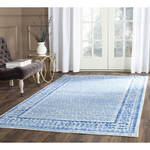 Safavieh Adirondack Silver Blue Rug 8 X 10 17384384