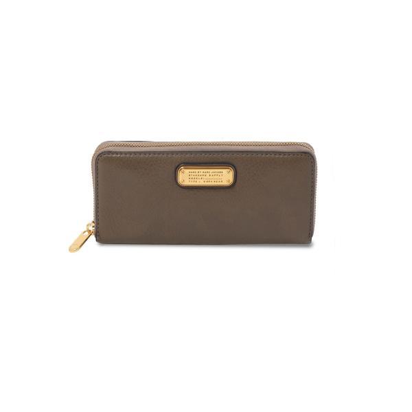5fa2346d39b Shop Marc by Marc Jacobs Women's New Q Slim Zip Around Wallet Puma ...