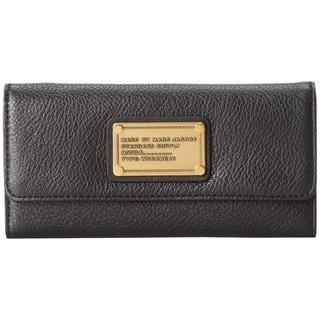 Marc by Marc Jacobs Classic Q Long Trifold - Wallet Handbags: Black