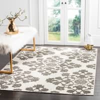 Safavieh Cottage Cream/ Grey Rug - 8' x 11'2""