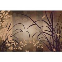 Edward Aparicio 'Celebrate Elegance' 36 x 24 Gallery Wrap Canvas