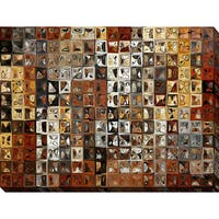 Mark Lawrence 'Tile Art #1 2013' Giclee Print Canvas Wall Art