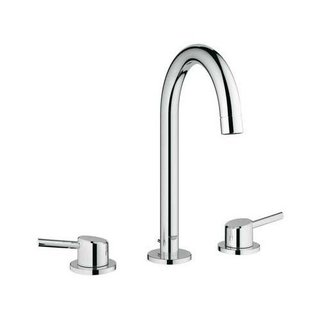 Grohe 20217001 Concetto 2-handle High spout Bathroom Faucet
