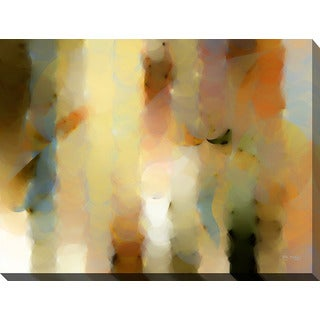 Mark Lawrence 'Find Life' Giclee Print Canvas Wall Art