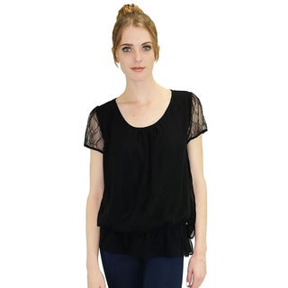 Relished Women's Andorra Lace Blouse