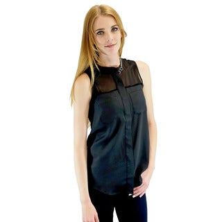 Relished Women's 'Tania' Sleeveless Shirt