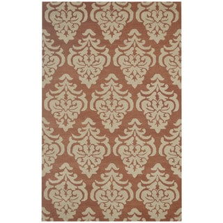 Rizzy Home Bradberry Downs Wool Hand-tufted Accent Rug (3 x 5)