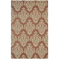 Rizzy Home Bradberry Downs Wool Hand-tufted Accent Rug - 3' x 5'