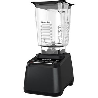 Blendtec Designer 675 with WildSide with Jar Blender, Charcoal