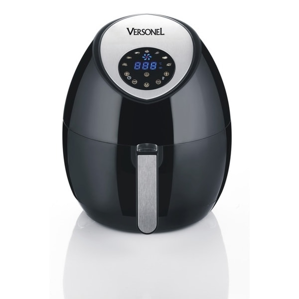Versonel V15AFTS Smart Health Oil Free Air Fryer- with LED Touch Screen