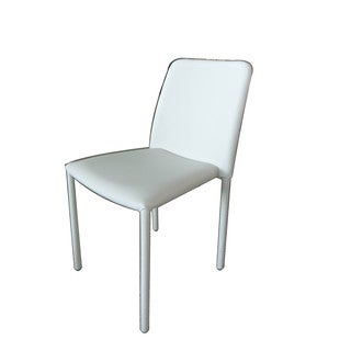 Aurelle Home Dining Chair White-(Set Of 4)