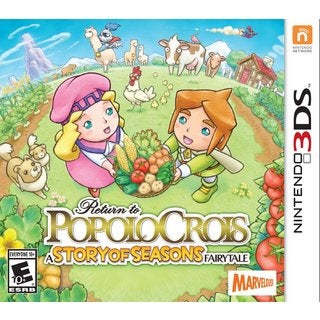 RETURN TO POPOLOCROIS:STORY OF SEASONS FAIRYTALE