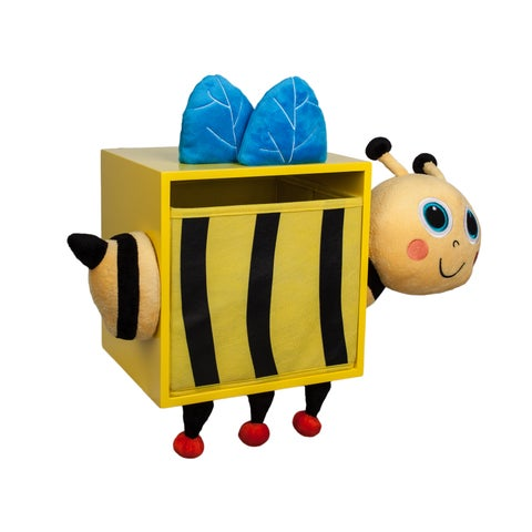 Danya B. Bee Kids Wall Storage Bin
