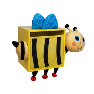 Danya B Bee Kids Wall Storage Bin