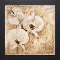 Liz Jardine-Fragrant Snow ll, 28 x 28 Framed Art Print