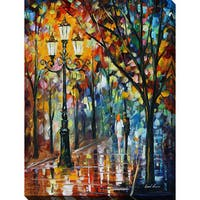 Leonid Afremov 'Kaleidoscope Of Love' Giclee Print Canvas Wall Art