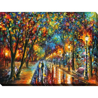 Copper Grove Giclee Print Leonid Alfremov Canvas Wall Art
