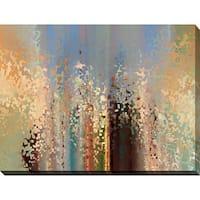 Mark Lawrence 'No Temptation' Giclee Print Canvas Wall Art