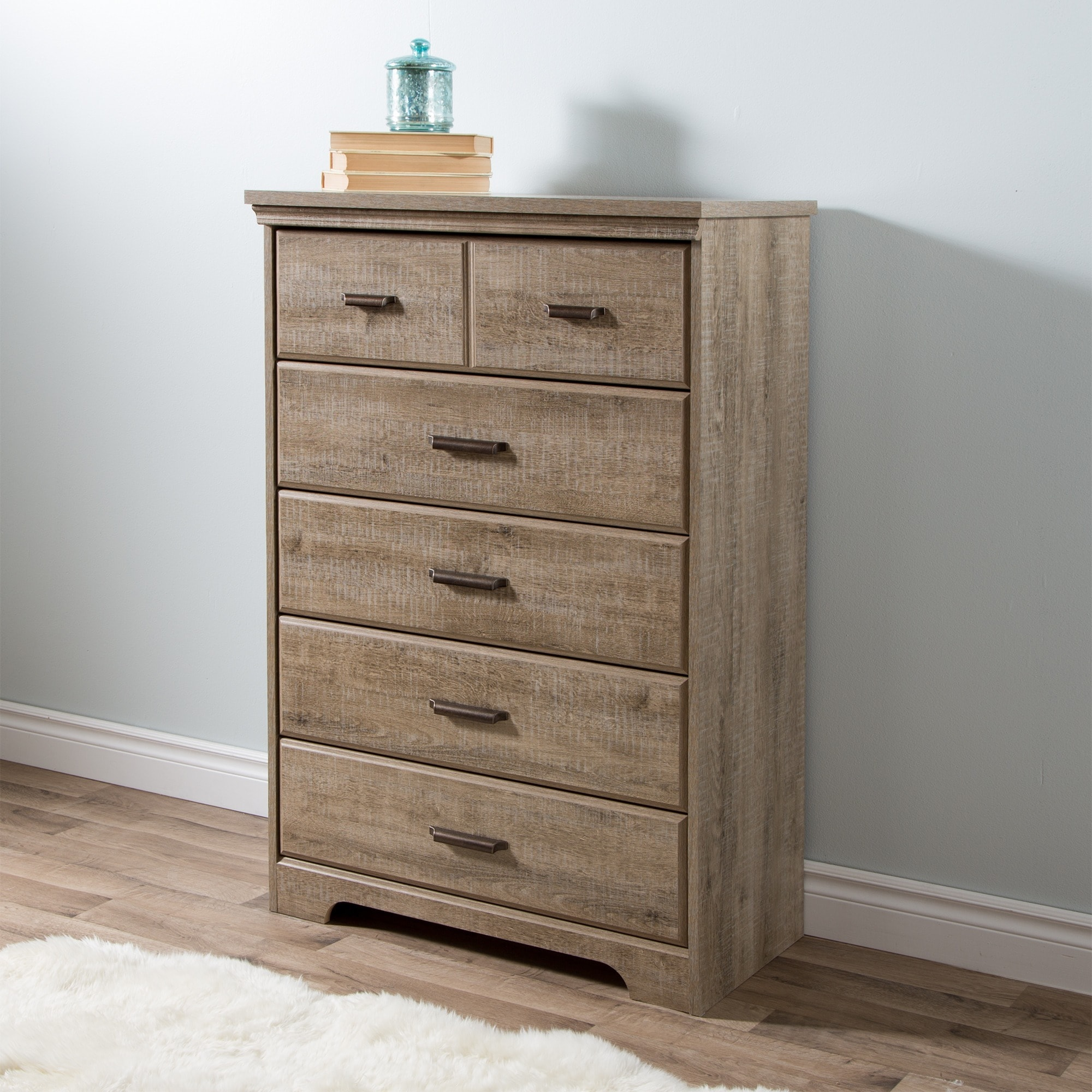 South Shore Versa  Drawer Chest