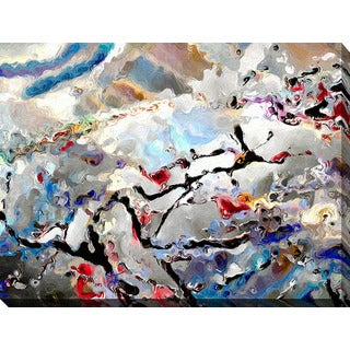 Mark Lawrence 'The Way Of Abraham In Faith' Giclee Print Canvas Wall Art