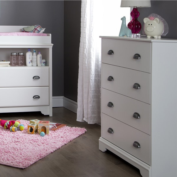 14 Drawer Chest South Shore Furniture Heavenly Collection Royal Cherry