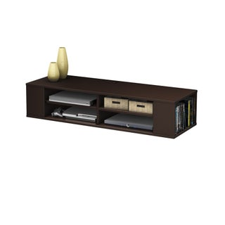 South Shore City Life Wall Mounted Media Console (4 options available)