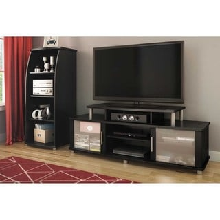 South Shore City Life Media TV Stand