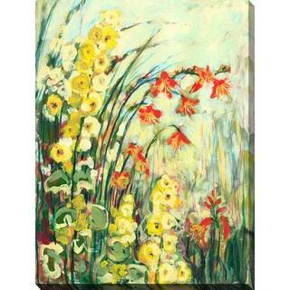Jennifer Lommers 'My Secret Garden' Giclee Print Canvas Wall Art