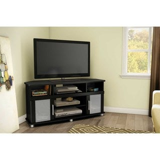 South Shore City Life Corner TV Stand