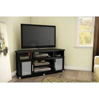 South Shore City Life Corner TV Stand