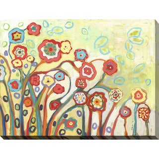 Jennifer Lommers 'The Garden Of My Dreams' Giclee Print Canvas Wall Art