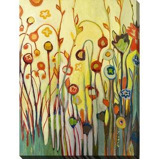 Jennifer Lommers 'Unfolded' Giclee Print Canvas Wall Art