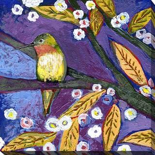 Jennifer Lommers 'Bird III' Giclee Print Canvas Wall Art