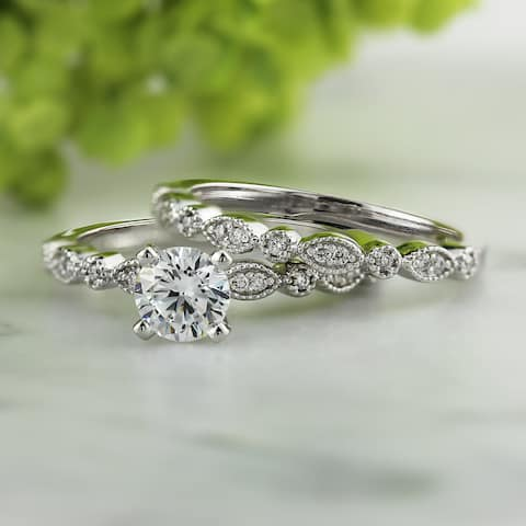 Buy 14k Bridal Sets Online at Overstock | Our Best Wedding