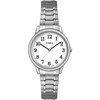 Timex Women's TW2P785009J Easy Reader Silvertone Watch
