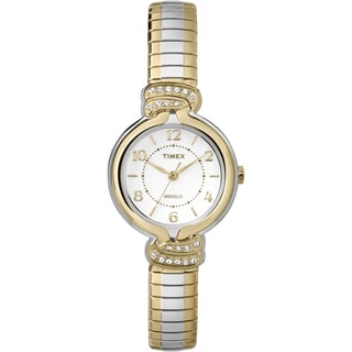Timex Women's TW2P612009J Anna Avenue Two-tone Watch