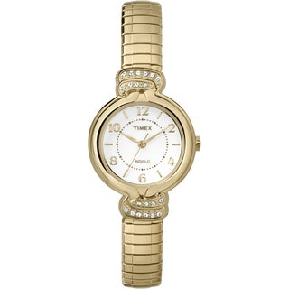 Timex Women's TW2P613009J Anna Avenue Gold-tone Watch