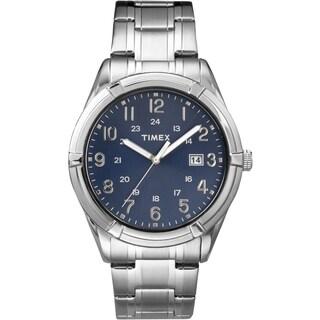 Timex Men's TW2P764009J Easton Avenue Blue Dial Watch