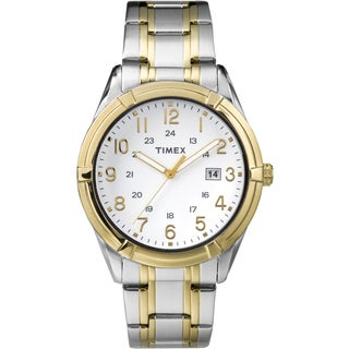 Timex Men's TW2P765009J Easton Avenue Two-tone Watch