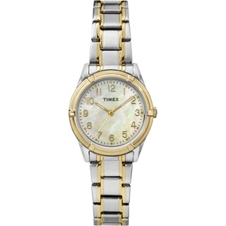 Timex Women's TW2P761009J Easton Avenue Two-tone Watch