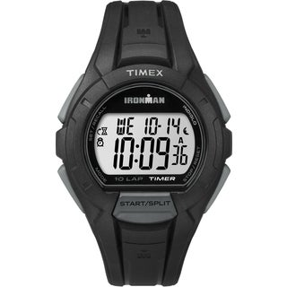 Timex Men's TW5K940009J Ironman Essential 10 lap Full-Size Watch