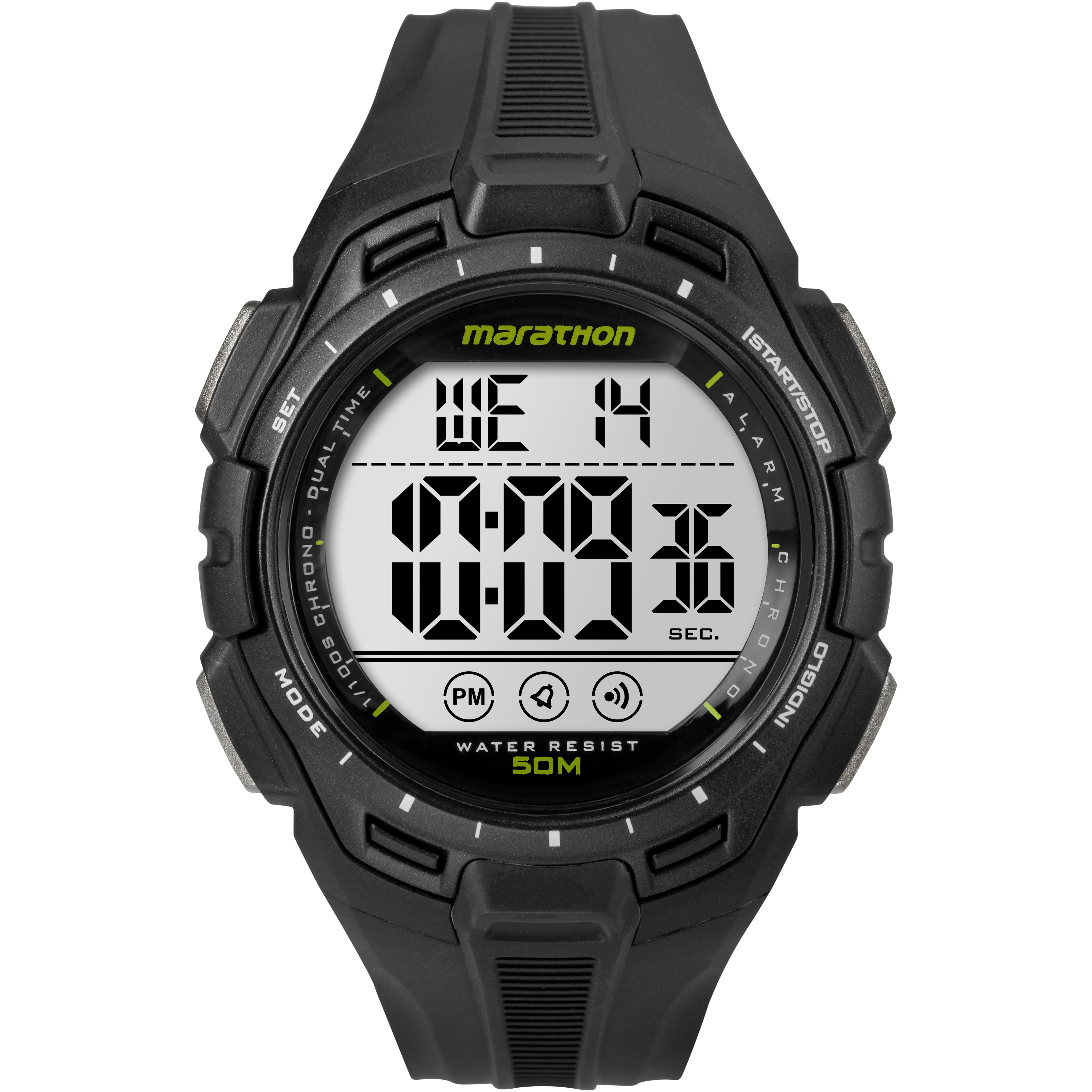 Timex TW5K94800M6 Marathon by Digital Full-Size Watch (Fu...