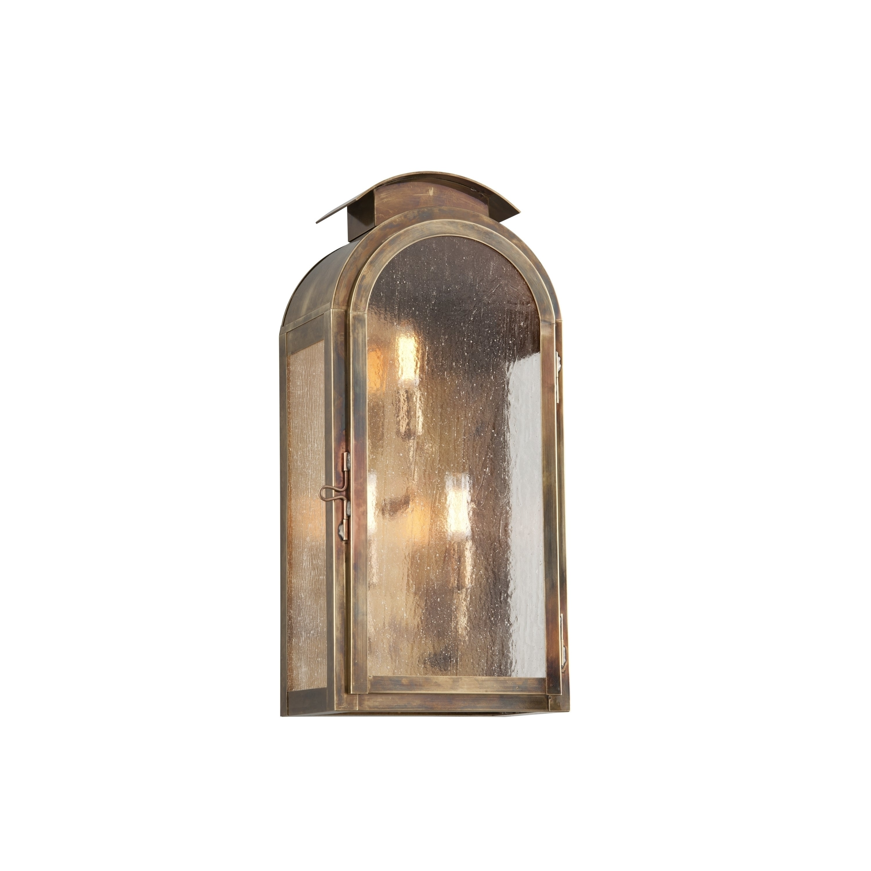 Shop Troy Lighting Copley Square 3 Light Large Wall Sconce Historic Brass Overstock 10273509