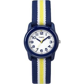 Timex Boys TW7C058009J Nautical Colors Stripe Watch https://ak1.ostkcdn.com/images/products/10273520/P17389947.jpg?impolicy=medium