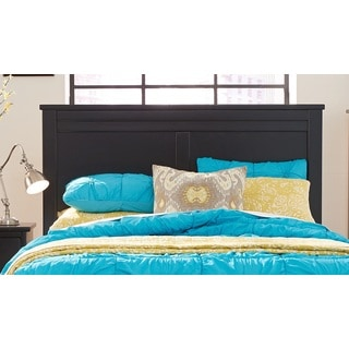 Diego Black Finish Bed