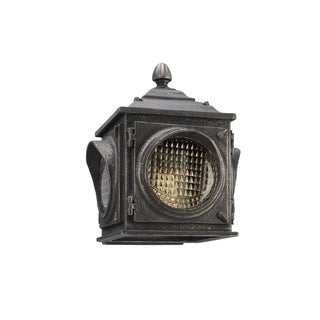 Troy Lighting Main Street 1-light Small Wall Sconce