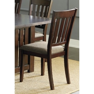 Kennedy Brown Dining Chairs (Set of 2 Chairs or 1 Bench)