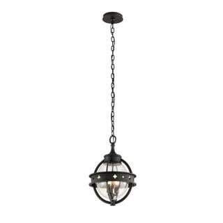 Troy Lighting Mendocino 3-light Hanging Lantern