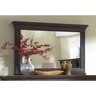 La Cantera Brown Mirror